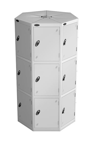 Probe 3 door with 7 seed silver podbox pod locker