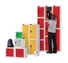 Probe education lockers