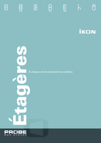 Click to download probe ikon office and warehouse shelving brochure