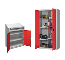 Probe cupboards and workstations